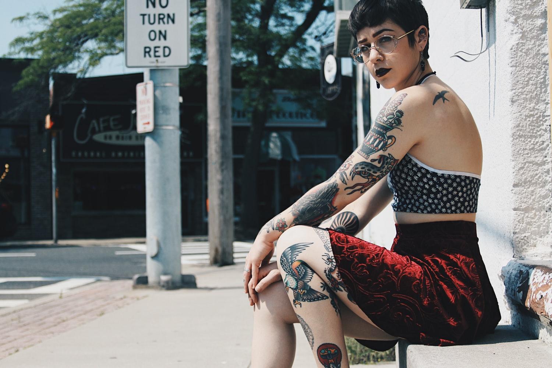 Tattoos sind geil